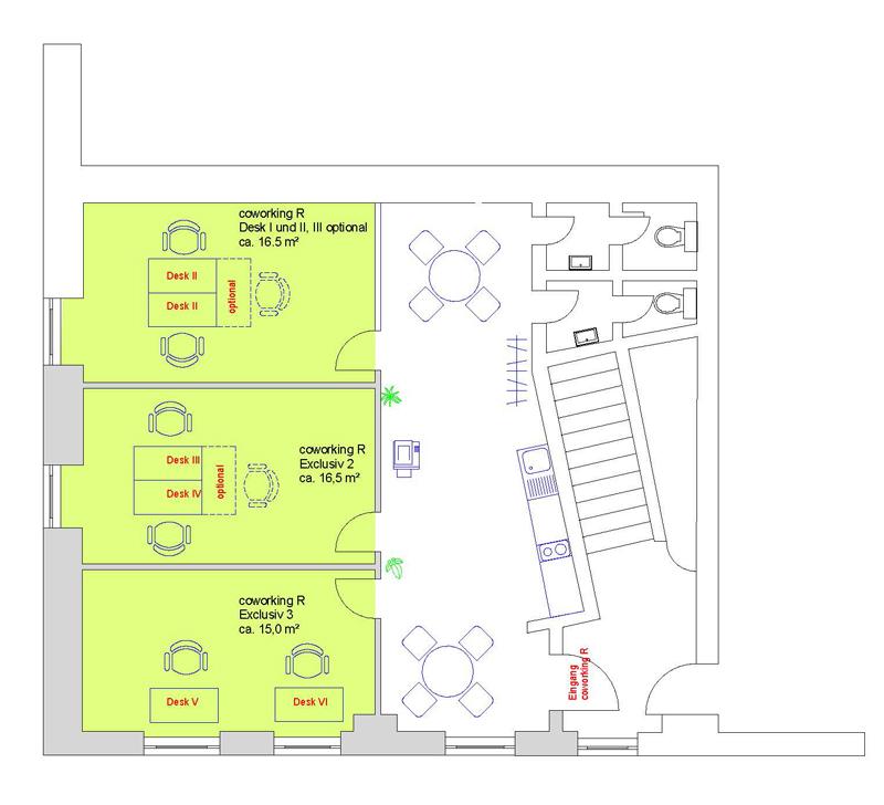 Küchennutzung Firma ~ coworking space aachen krantz center für industrie und